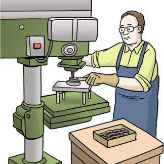 Werkstattmaschinen / Motore / Diverse Maschinen