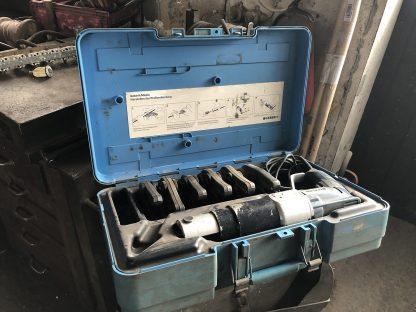 Geberit Mepla Pressgerät Koffer